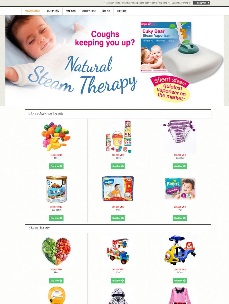 Cửa Hiệu Trẻ Em
