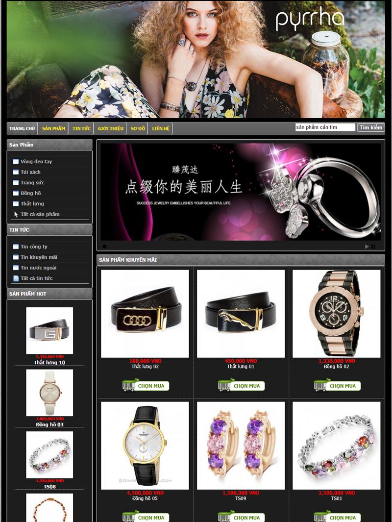 Shop Phụ Kiện Nữ